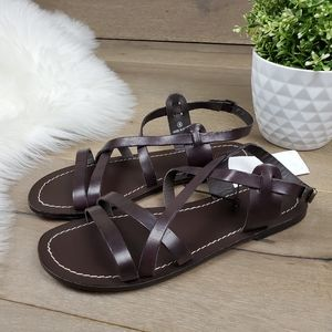 Urban Outfitters Selena Gladiator Strapy Sandals